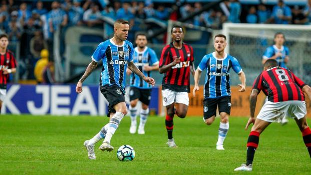 Assista Grêmio x Atlético-PR ao vivo