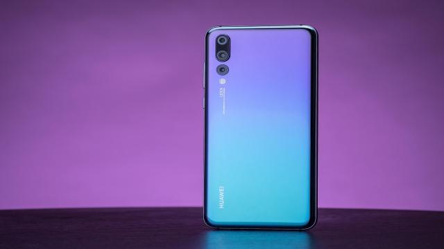 Huawei P20 Pro recibe el premio TIPA