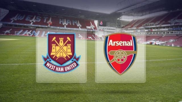 El Arsenal se enfrenta este domingo con el West Ham United