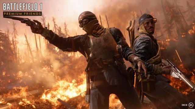 5 razones por las que un Battlefield 'Battle Royale suena bastante impresionante