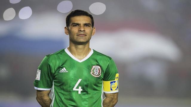 La historia de México será Rafa Marquéz