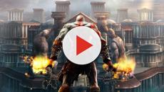 El nuevo videojuego el Dios de la Guerra