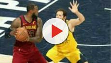Playoffs NBA : Cleveland peine mais égalise contre Indiana