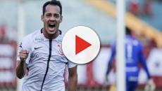 Rodriguinho é elogiado por técnico no Corinthians