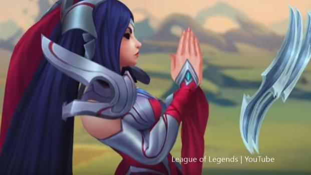 'League of Legends': The rework of Irelia