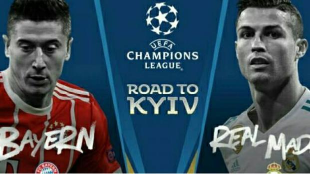 Ligue des Champions 2018 : Bayern-Real, le choc avant l'heure