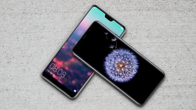 Teléfonos inteligentes más esperados para el 2018