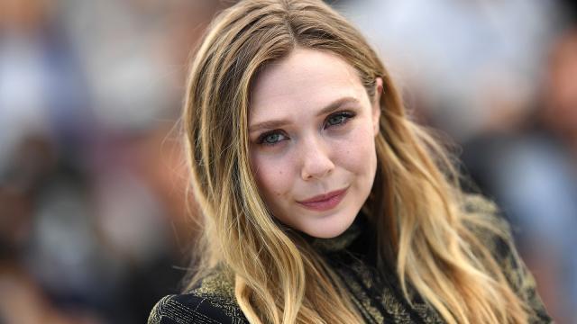 Elizabeth Olsen tiene una idea increíble para una película de Bruja Escarlata