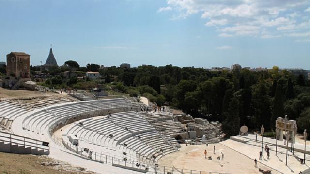 Siracusa, la nuova stagione al Teatro Greco