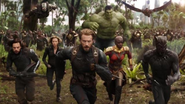 Avengers 3: Infinity War es más corto de lo esperado