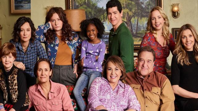 Roseanne Revival revela lo que sucedió entre David y Darlene