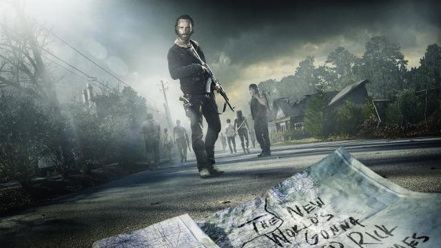 The Walking Dead final de temporada con las calificaciones más bajas desde 2010