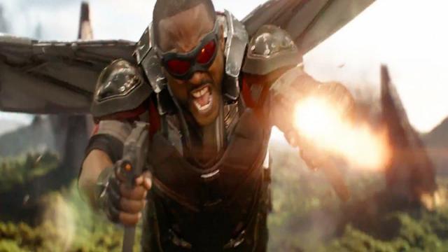 Falcon probablemente no morirá en Avengers: Infinity War, según Anthony Mackie
