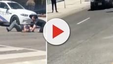 Vídeo: terrorista mata 10 no Canadá e policial se recusa a atirar