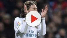 Luka Modric presenta su próximo club