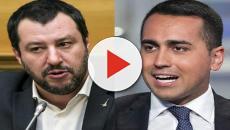 Sondaggi politici: Salvini recupera terreno su Di Maio