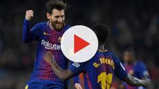 Messi y Barcelona calman el dolor de la Champions League con la Copa del Rey