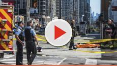 Toronto police takes the perpetrator into custody