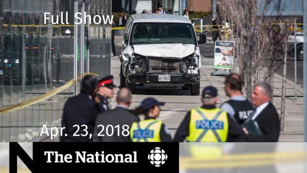Toronto, furgone travolge un gruppo di pedoni: è strage, morti e feriti