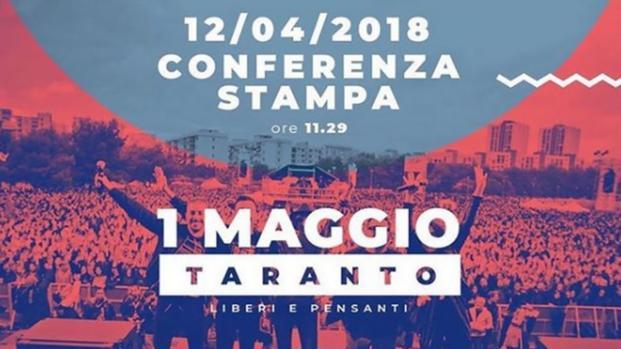 Concerto Primo Maggio Taranto 2018: gli artisti e dove vedere la diretta