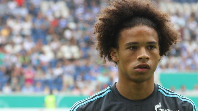 Leroy Sané de Man City, nombrado Jugador Joven del Año de PFA