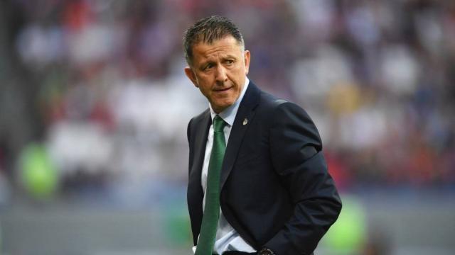 Juan Carlos Osorio: México tiene 'derecho a soñar' con el éxito en el Mundial