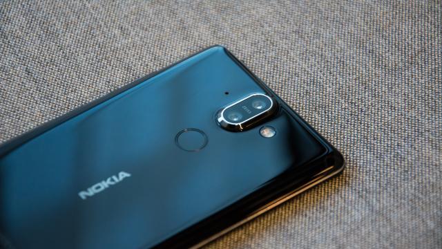 Nokia 8 Sirocco: hoja de datos, precio y lanzamiento