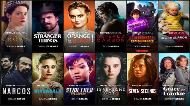 No te dejes engañar por los Netflix Originals