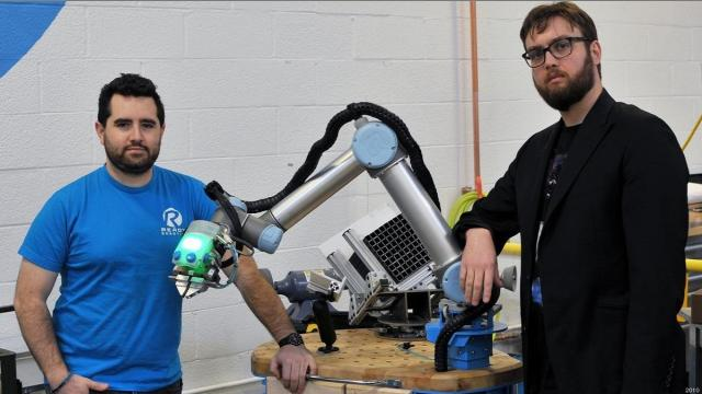 Por qué Ready Robotics trasladó su sede desde Baltimore a Ohio
