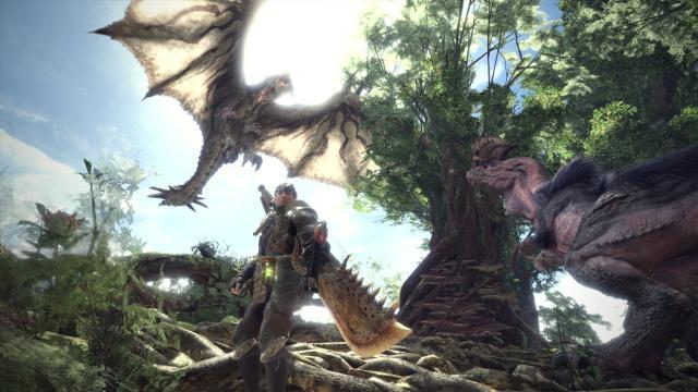 'Monster Hunter World': la armadura de Sakura