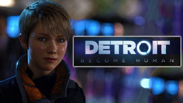 Detroit Become Human para PS4: el nuevo juego de David Cage