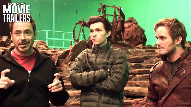 Avengers 3: Infinity War: Así es como se impidió estropear a Tom Holland