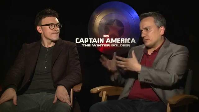 Los hermanos Russo están emocionados de hacer más películas de Marvel