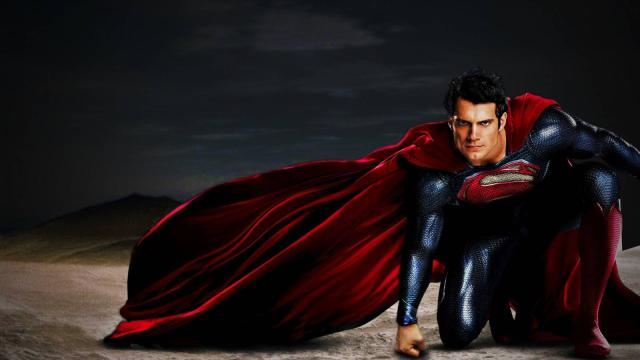 Héroe de acción Superman cumple 80 este año
