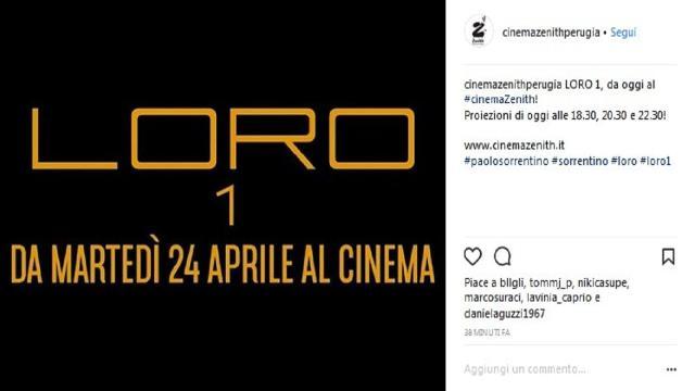 'Loro', Sorrentino parla di Berlusconi nel suo nuovo film