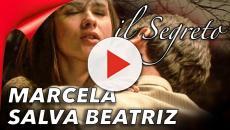 Il Segreto, spoiler 30/4: Aquilino rapisce Beatriz per stuprarla