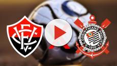 Vitória x Corinthians: transmissão da Copa do Brasil ao vivo na TV, veja