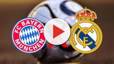 Bayern x Real: transmissão da partida ao vivo na TV e online, veja