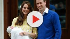 El príncipe Guillermo y la duquesa Kate presentan a su bebé recién nacido