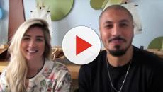 Ex-BBBs Fernando Medeiros e Aline Gotschalg reatam casamento pra alegria dos fãs