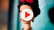 Guerra en contra de la Barbie di Frida Khalo