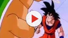Caterpy se enfrenta contra Goku en el Torneo de las Artes Marciales