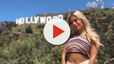 Carla passe un casting pour devenir mannequin à L.A !