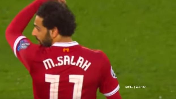 Mohamed Salah helps Liverpool to victory against Roma