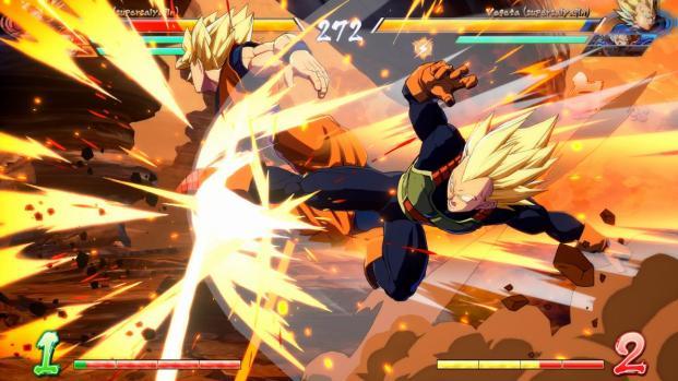 'Dragon Ball FighterZ' y sus recientes personaje de DLC