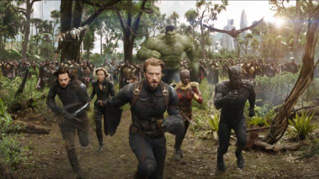 Avengers 3: Infinity War - Las primeras reacciones están aquí.