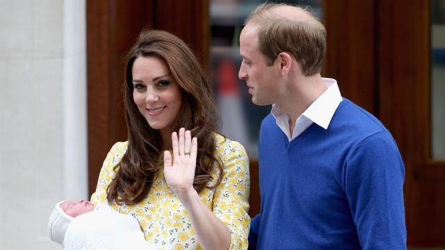 William y Kate vuelven a ser padres: nació el tercer 'bebé real'