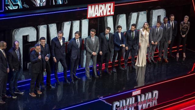 Infinity War: Chris Evans revela el secreto de la barba del Capitán América