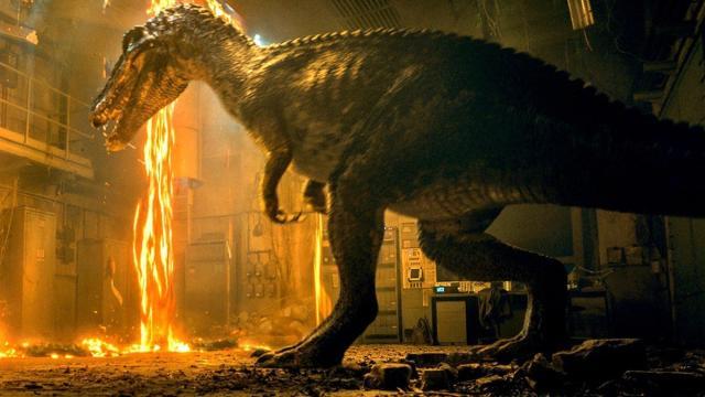 Jurassic World 2: Chris Pratt tuvo que tomar un largo baño de orina