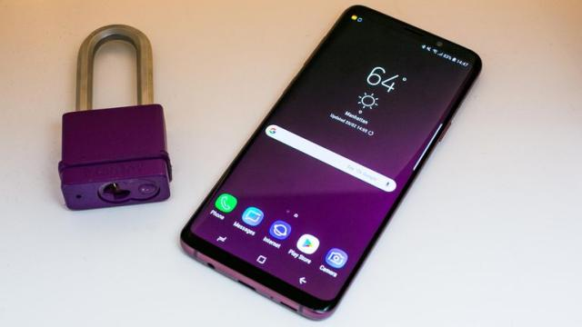 Galaxy S9 tiene un problema grave que compromete su uso